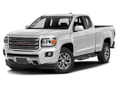 2018 GMC Canyon All Terrain Truck Extended Cab
