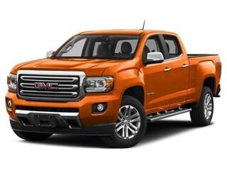 2018 GMC Canyon SLT 4x2 Crew Cab 5 ft. box 128.3 in. WB Truck Crew Cab