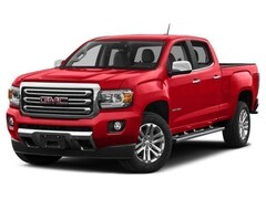 New 2018 GMC Canyon SLT Truck Crew Cab for sale near Greensboro