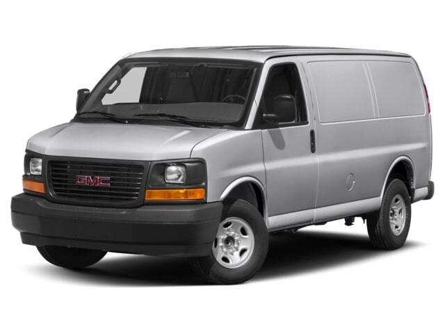 2018 GMC Savana 2500 Van Cargo Van