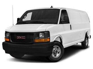 2018 GMC Savana 3500 Work Van Van Extended Cargo Van