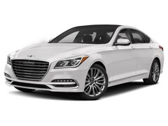 New Hyundai  2018 Genesis G80 5.0 Ultimate Sedan for Sale in Idaho Falls, ID