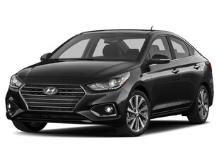 2018 Hyundai Accent SE Car