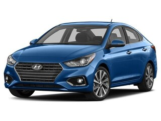 New 2018 Hyundai Accent Sedan 18418 in Boston, MA