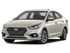 New  2018 Hyundai Accent SE Sedan Stamford, CT