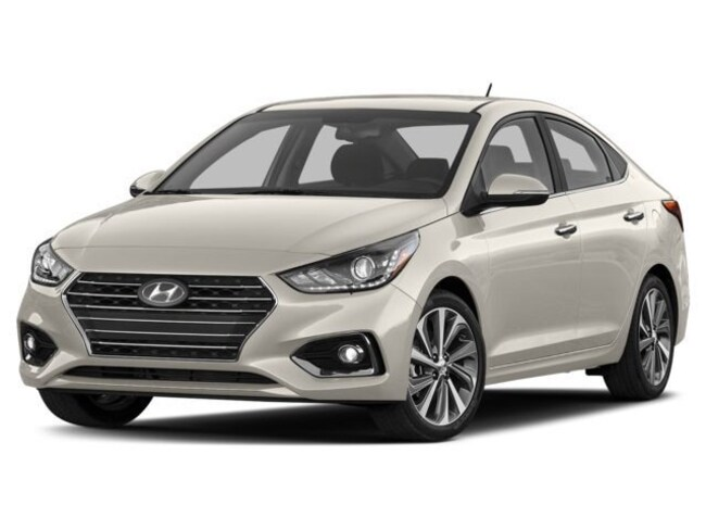 New 2018 Hyundai Accent SE Sedan in Brownsville