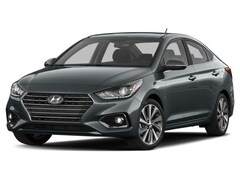 New 2018 Hyundai Accent SE Sedan in Fresno, CA