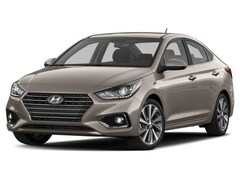 New 2018 Hyundai Accent SE Sedan in Austin, TX