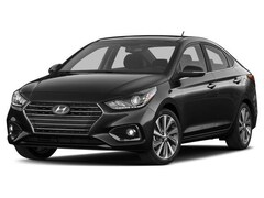 New 2018 Hyundai Accent Limited Sedan Ft Lauderdale Area