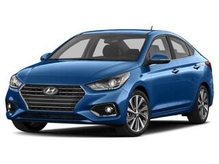 2018 Hyundai Accent Limited Limited  Sedan 6A