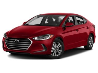 2018 Hyundai Elantra SE Sedan Scarlet Red