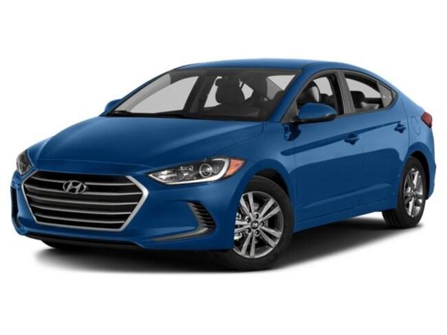 New 2018 Hyundai Elantra SE Sedan in Auburn, MA