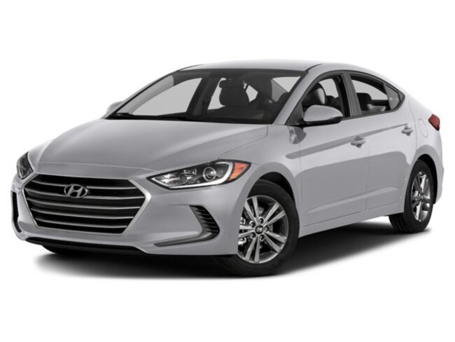 New 2018 Hyundai Elantra SE Sedan in Brownsville
