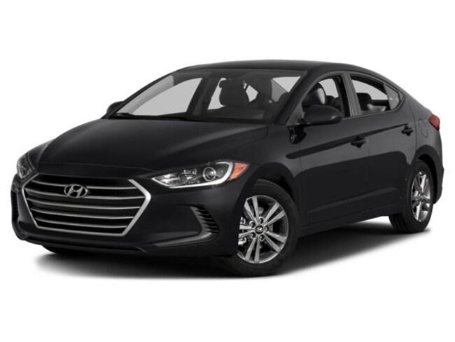 New 2018 Hyundai Elantra SE Sedan Cartersville