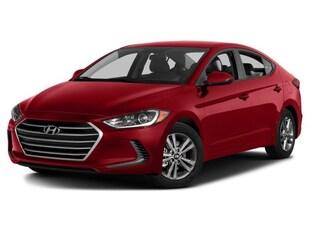 2018 Hyundai Elantra SE Car