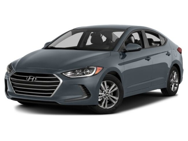 New 2018 Hyundai Elantra SEL Sedan Albuquerque