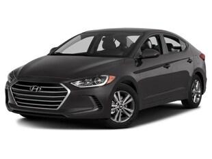 2018 Hyundai Elantra SEL Car