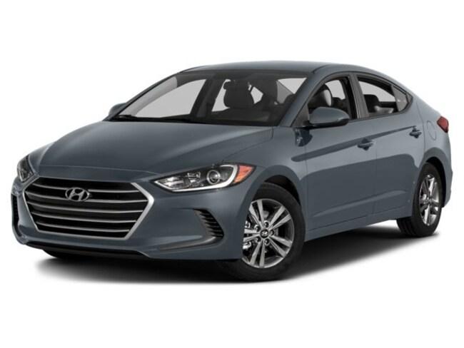 2018 Hyundai Elantra Value Edition w/Sulev Sedan
