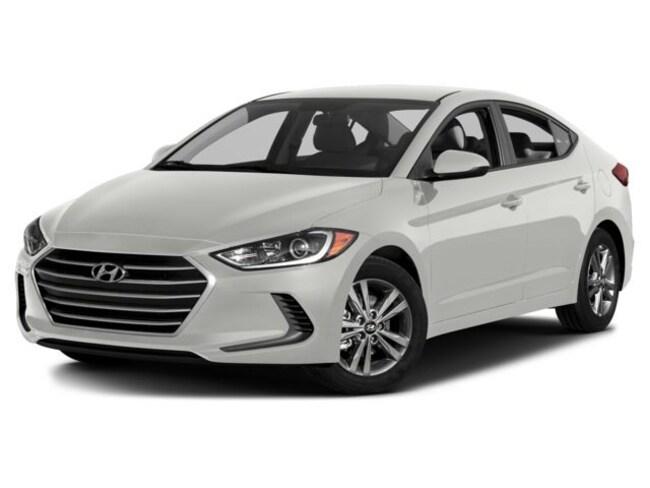 New 2018 Hyundai Elantra SEL Sedan Cartersville