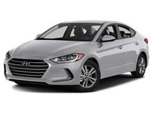 2018 Hyundai Elantra Value Edition w/SULEV A6 Sedan