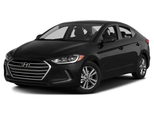 2018 Hyundai Elantra Value Edition Sedan
