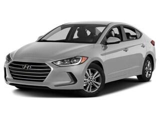 2018 Hyundai Elantra Value Edition Sedan Molten Silver