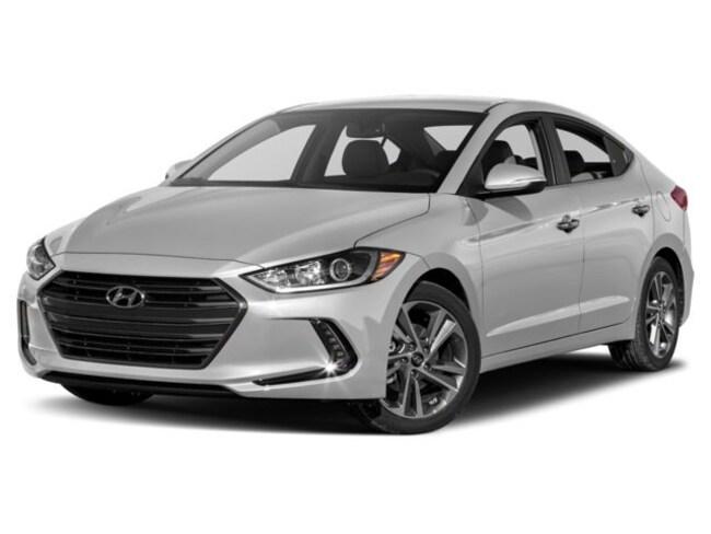 2018 Hyundai Elantra Limited w/SULEV A6 Sedan