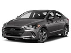2018 Hyundai Elantra Limited Sedan