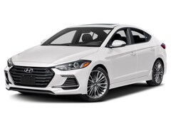 Used 2018 Hyundai Elantra Sport Sedan in Somerset, KY