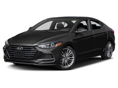 New 2018 Hyundai Elantra Sport Sedan Concord, North Carolina