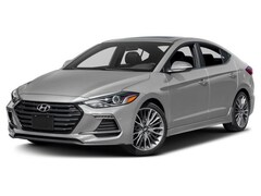 Used 2018 Hyundai Elantra Sport Sedan for sale in Nederland, TX