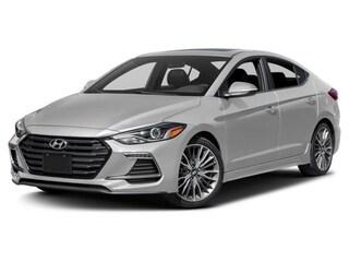 New 2018 Hyundai Elantra Sport Sedan Kahului, HI