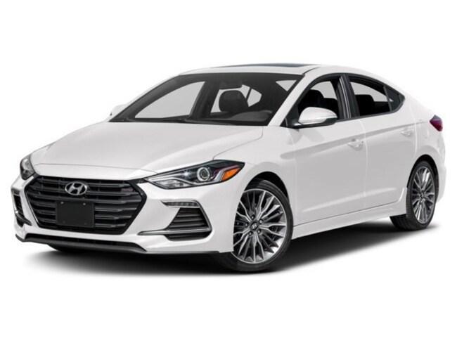 2018 Hyundai Elantra Sport Sedan