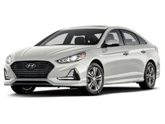 New 2018 Hyundai Sonata SEL w/SULEV Sedan in Huntington Beach