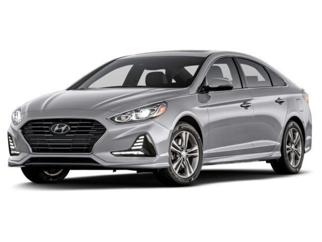 2018 Hyundai Sonata Sport Sedan