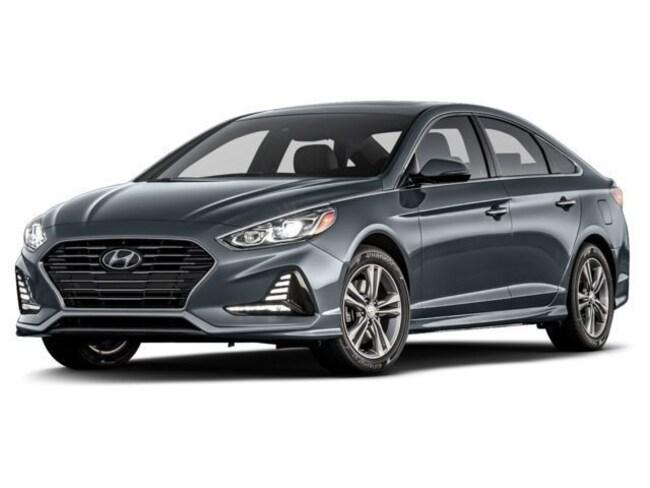 New 2018 Hyundai Sonata Limited Sedan near Salt Lake City