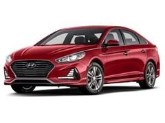 2018 Hyundai Sonata Limited w/SULEV Sedan