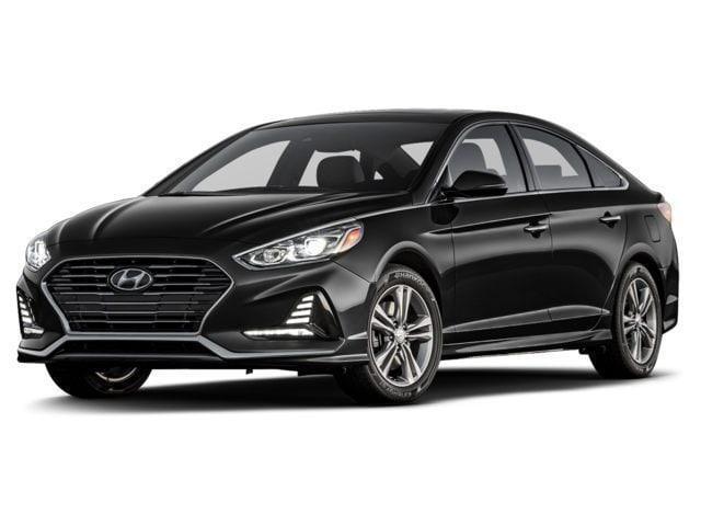 2018 Hyundai Sonata Sport 2.0T Sedan