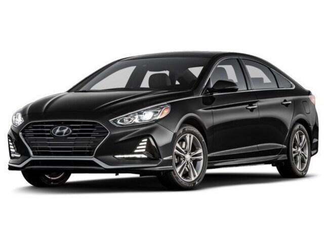 2018 Hyundai Sonata SEL + Sedan