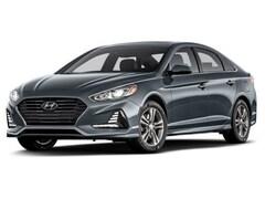 2018 Hyundai Sonata SEL + Sedan 5NPE34AF7JH716180 for sale in Stevens Point, WI