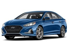 New Hyundai vehicles 2018 Hyundai Sonata SEL+ w/SULEV Sedan 5NPE34AF8JH719413 for sale near you in Phoenix, AZ