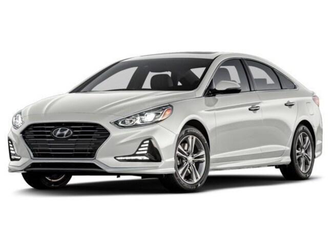 2018 Hyundai Sonata SEL+ w/SULEV Sedan