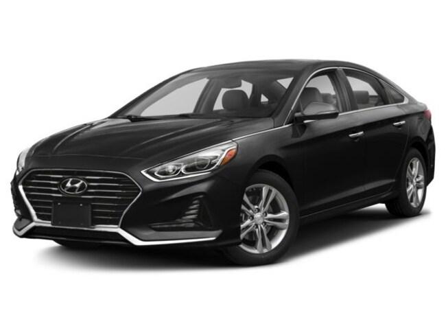 New Hyundai vehicle 2018 Hyundai Sonata Limited Sedan For sale near you in Annapolis, MD