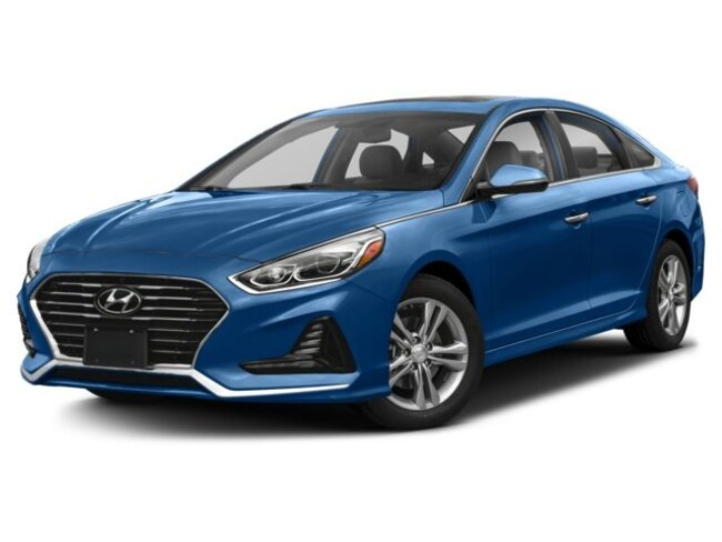 New 2018 Hyundai Sonata Limited for sale near Stamford & New Haven CT