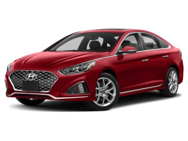 New Hyundai vehicle 2018 Hyundai Sonata Sport+ Sedan For sale near you in Annapolis, MD
