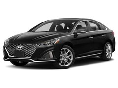 New 2018 Hyundai Sonata Sport+ Sedan Bennington VT