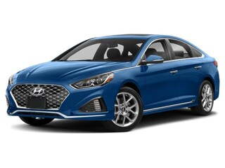 2018 Hyundai Sonata Sport+ Sedan