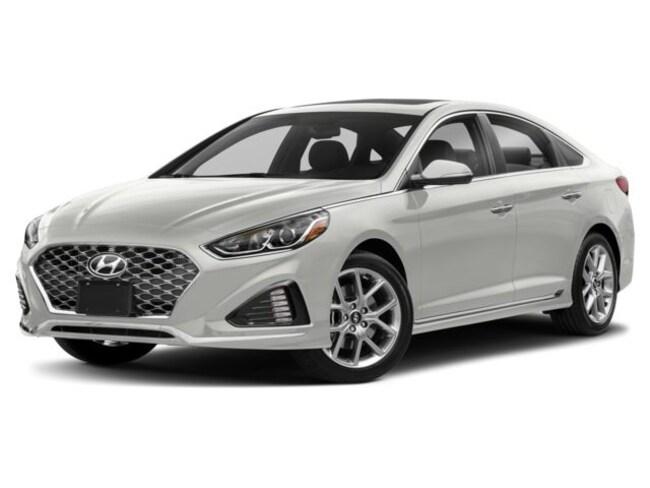 New 2018 Hyundai Sonata Sport+ Sedan near Salt Lake City