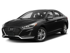 New Hyundai 2018 Hyundai Sonata Limited 2.0T+ Sedan 5NPE34ABXJH709270 for sale in Albuquerque, NM