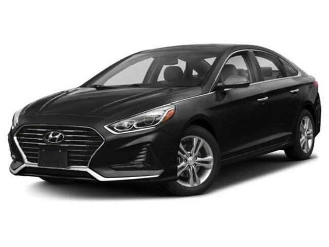 2018 Hyundai Sonata Limited 2.0T+ Sedan